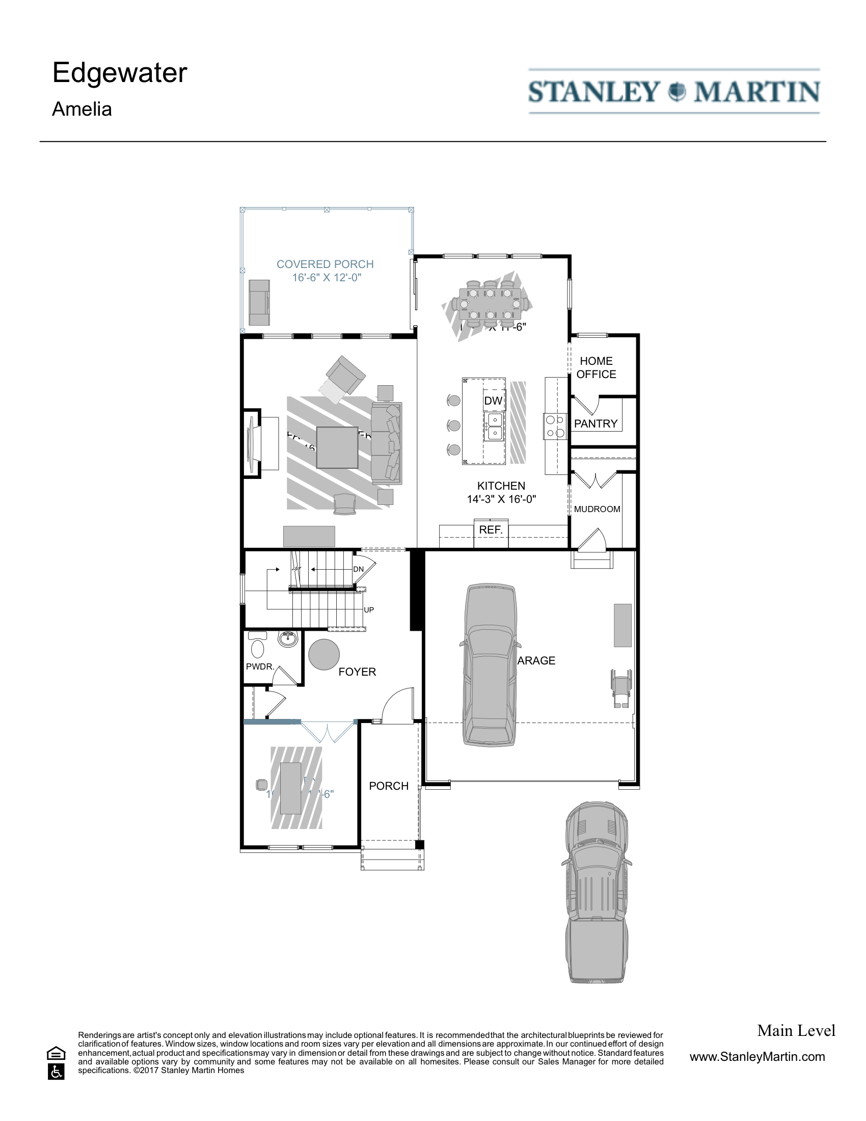 My Customized Amelia Interactive Floorplan Floor Plans Interactive Edgewater