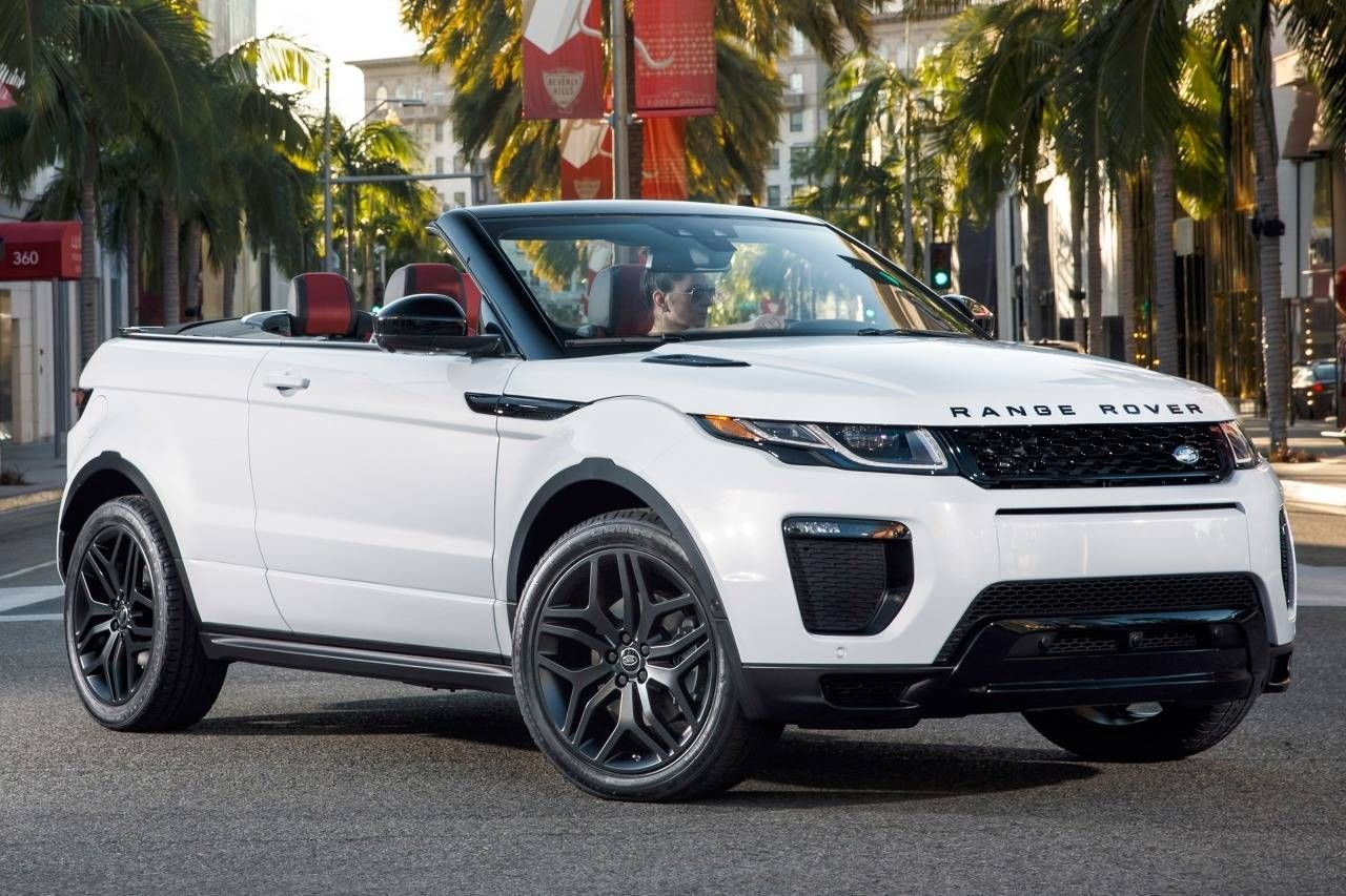 Used 2017 Land Rover Range Rover Evoque For Sale Pricing Range Rover Evoque Convertible Range Rover Convertible Luxury Cars Range Rover
