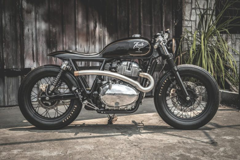 Photo of Royal Enfield 'The Prime' by Zeus Custom