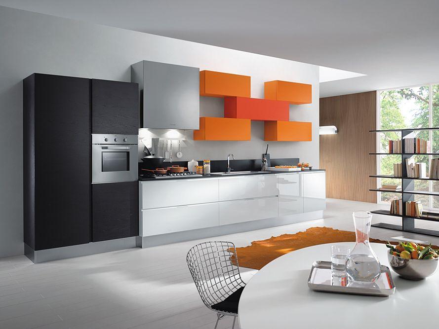 15 Cocinas Modernas Italianas     Home +     Cocinas italianas ...