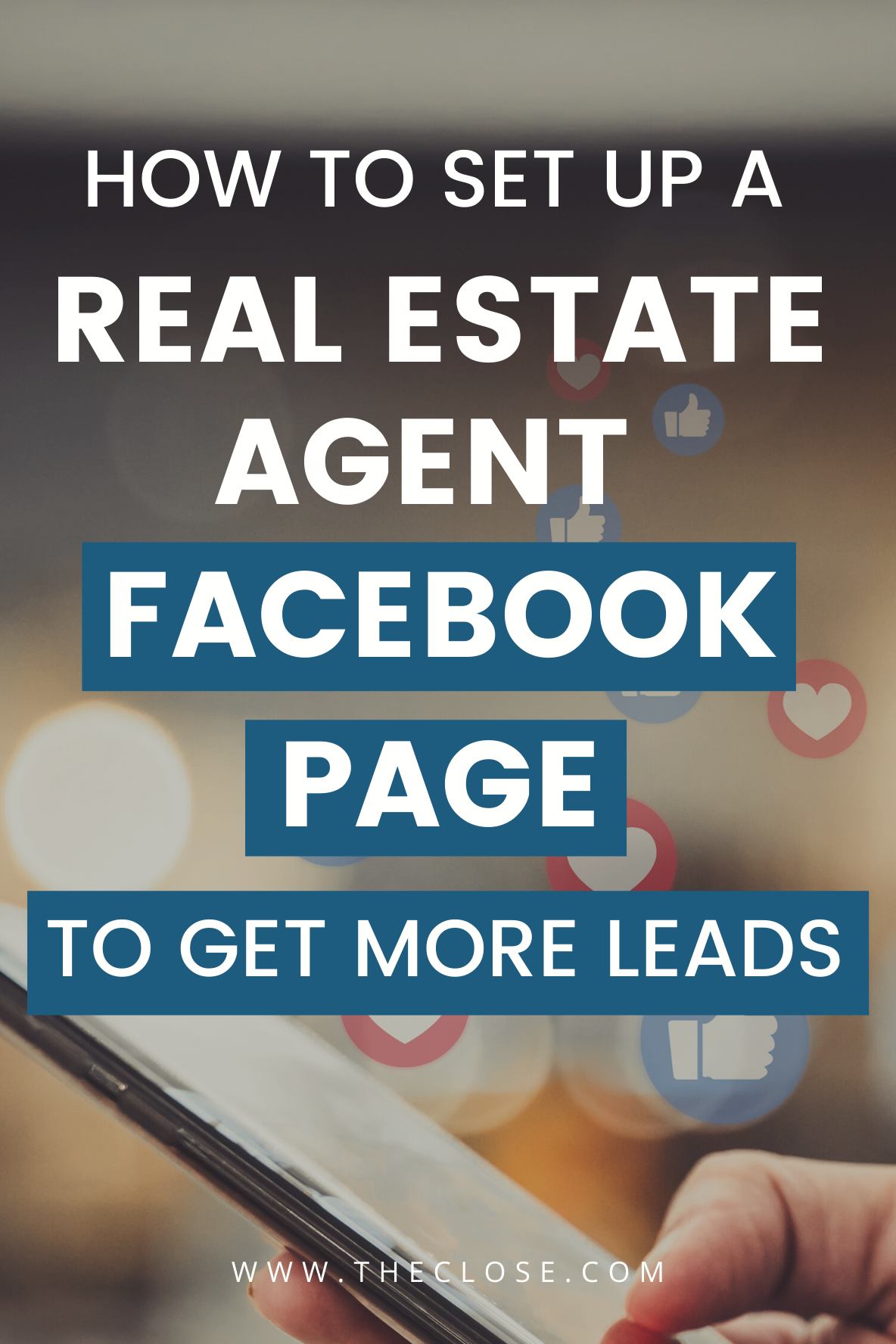 How to Set Up a Real Estate Agent Facebook Page