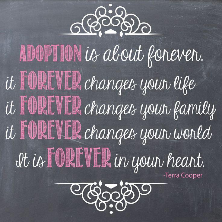 #adoptionquotes