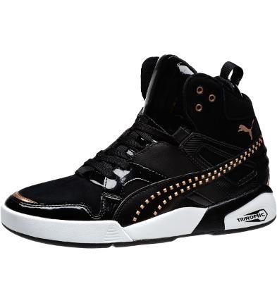 Future Trinomic Slipstream LT Rose Gold Mid Women's Sneakers