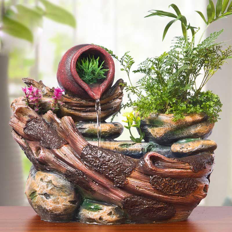 Micro Landscape Decoration Decorative Indoor Potted Succulents
