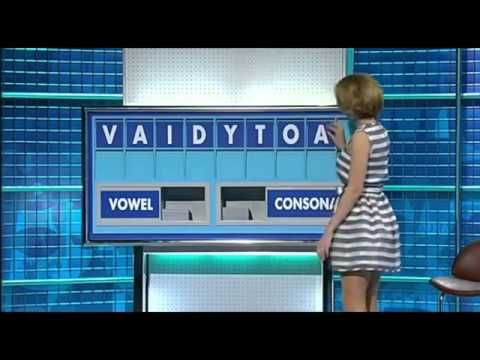 Rachel Riley Grey and White Hooped Dress and Strappy White Heels tvStars   YouTube - http://www.shoesgreat.com/hot-women-in-hot-shoes/rachel-riley-grey-and-white-hooped-dress-and-strappy-white-heels-tvstars-youtube/