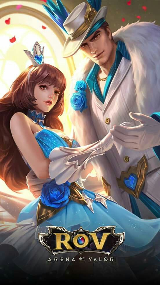 Lu Bu Diaochan Mobile Legend And Aov Pinterest Mobile Legends Anime And Mobile Legend Wallpaper