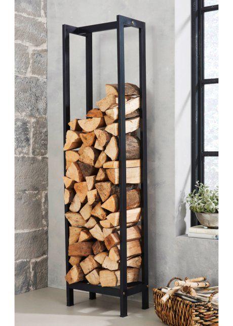 Open Haard Rek.Rek Voor Haardhout Timber Openhaard Opslag Holz Brennholz En