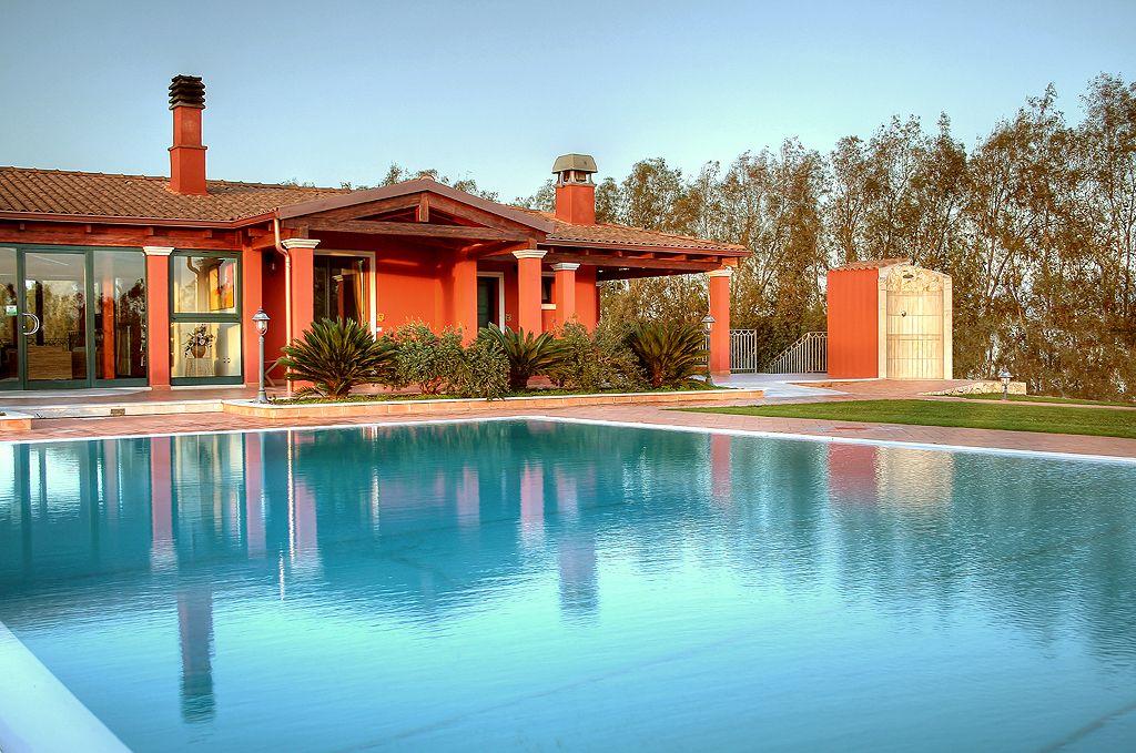 Villa Barbarina Nature Resort is located in Santa Maria La