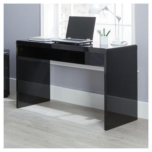 Image Result For Black High Gloss Desk
