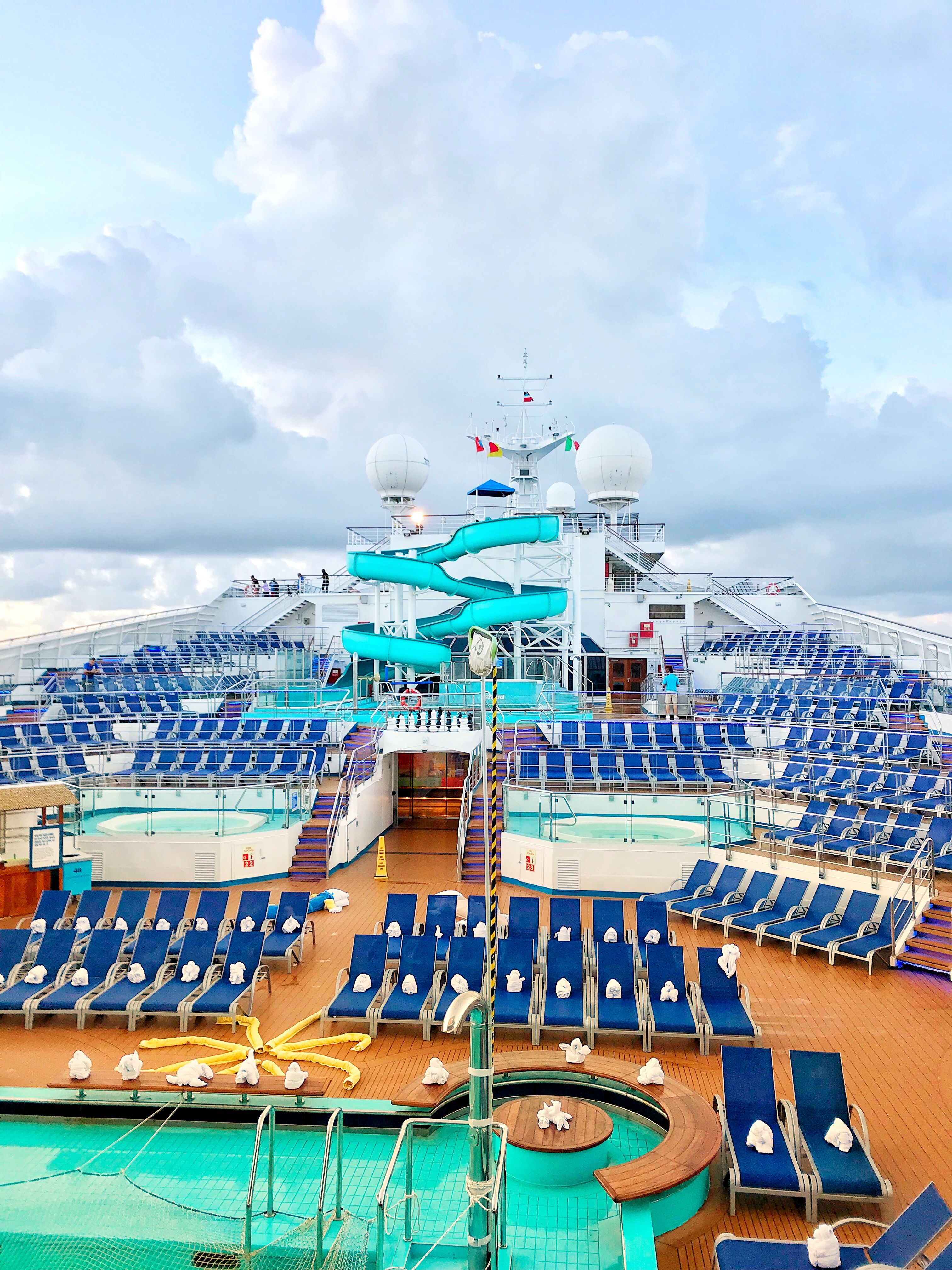 Carnival Cruise #carnival #cruise #triumph