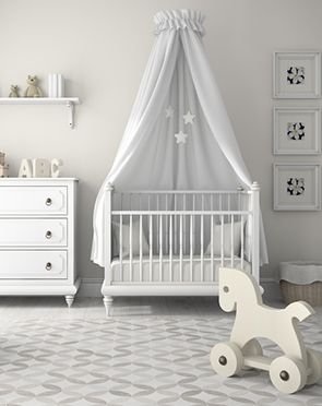 Photo of Das Babyzimmer – So richtest Du es sicher ein | LILLYDOO Magazin