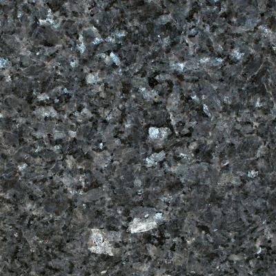 Stonemark 3 In X 3 In Granite Countertop Sample In Blue Pearl Dt