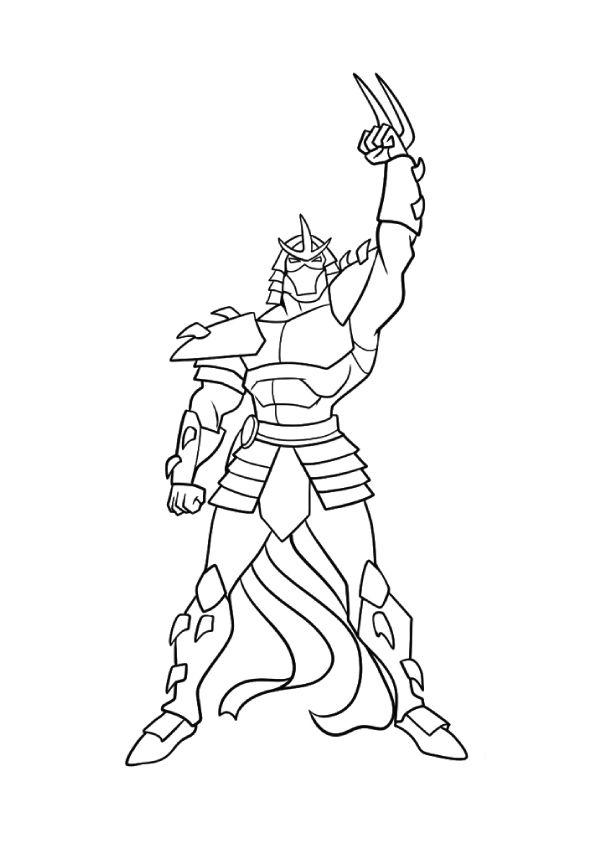 teenage mutant ninja turtles coloring pages | Ninja turtle ... | 842x595