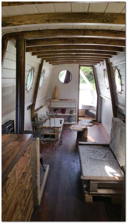 Cheap Houseboat Interior Ideas – The Urban Interior