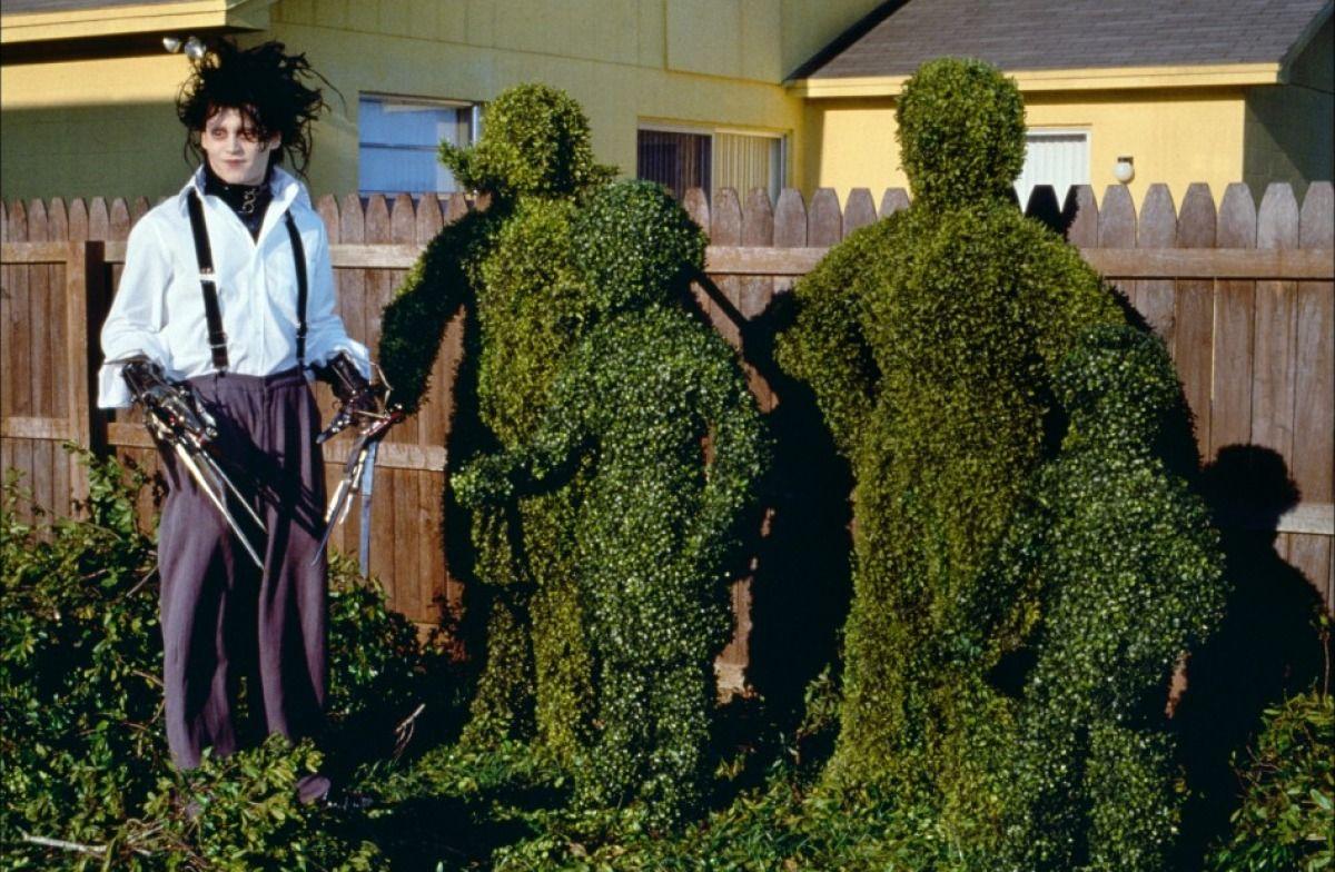 Image result for Edward Scissorhands (1990)