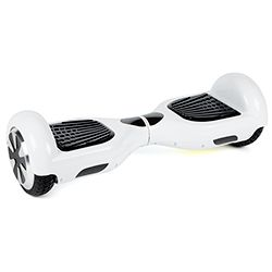 Orbit Self Balancing Scooter White Hoverboard Samsung