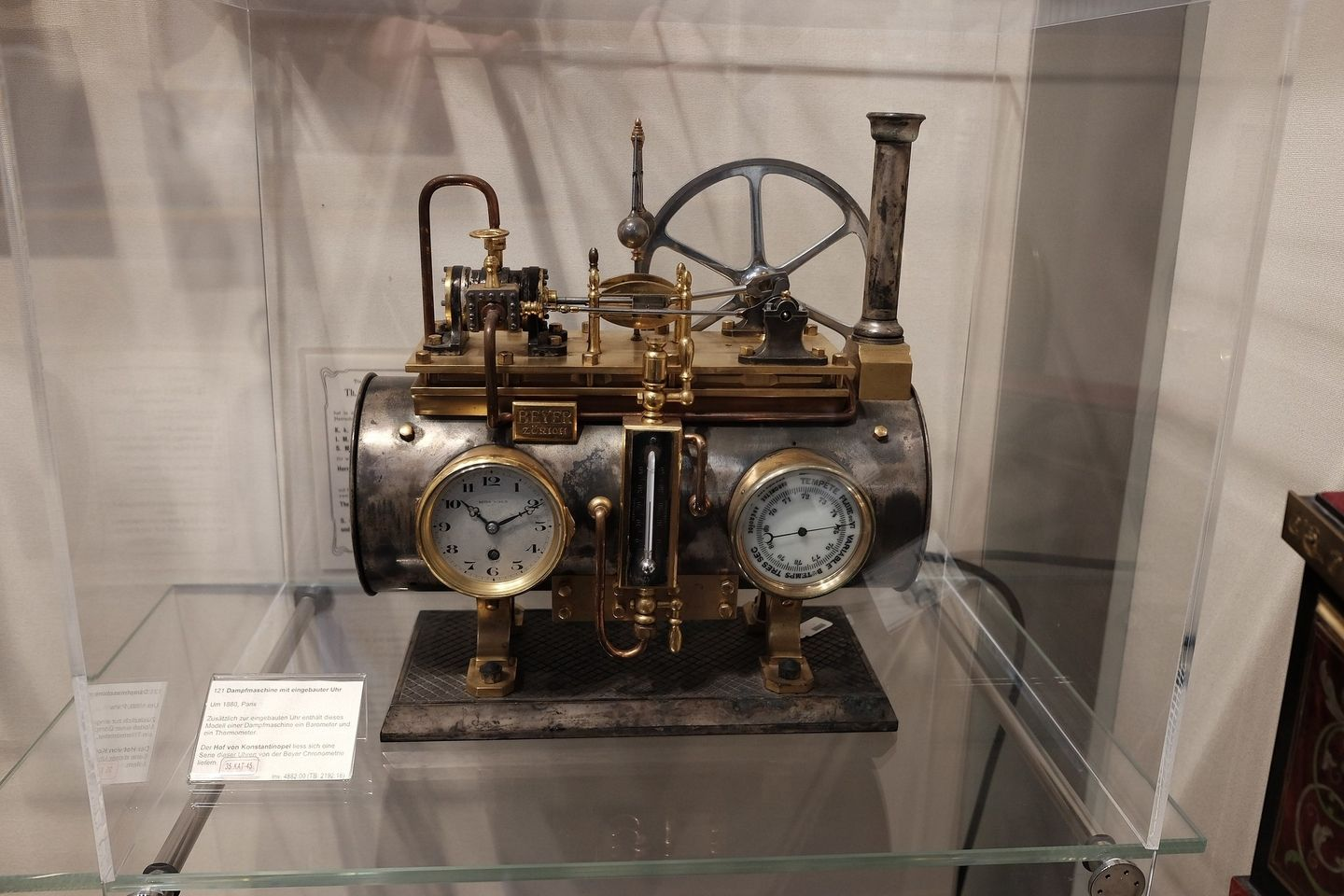 Photo Report: Beyer Clock and Watch Museum  from PROFESSIONALWATCHES