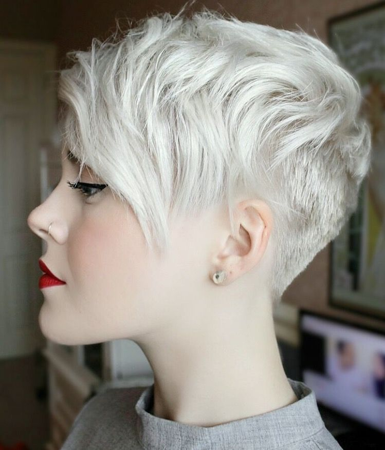 Pin By Justine Sutton On Hair Ideas And Tips Pinterest Pixie