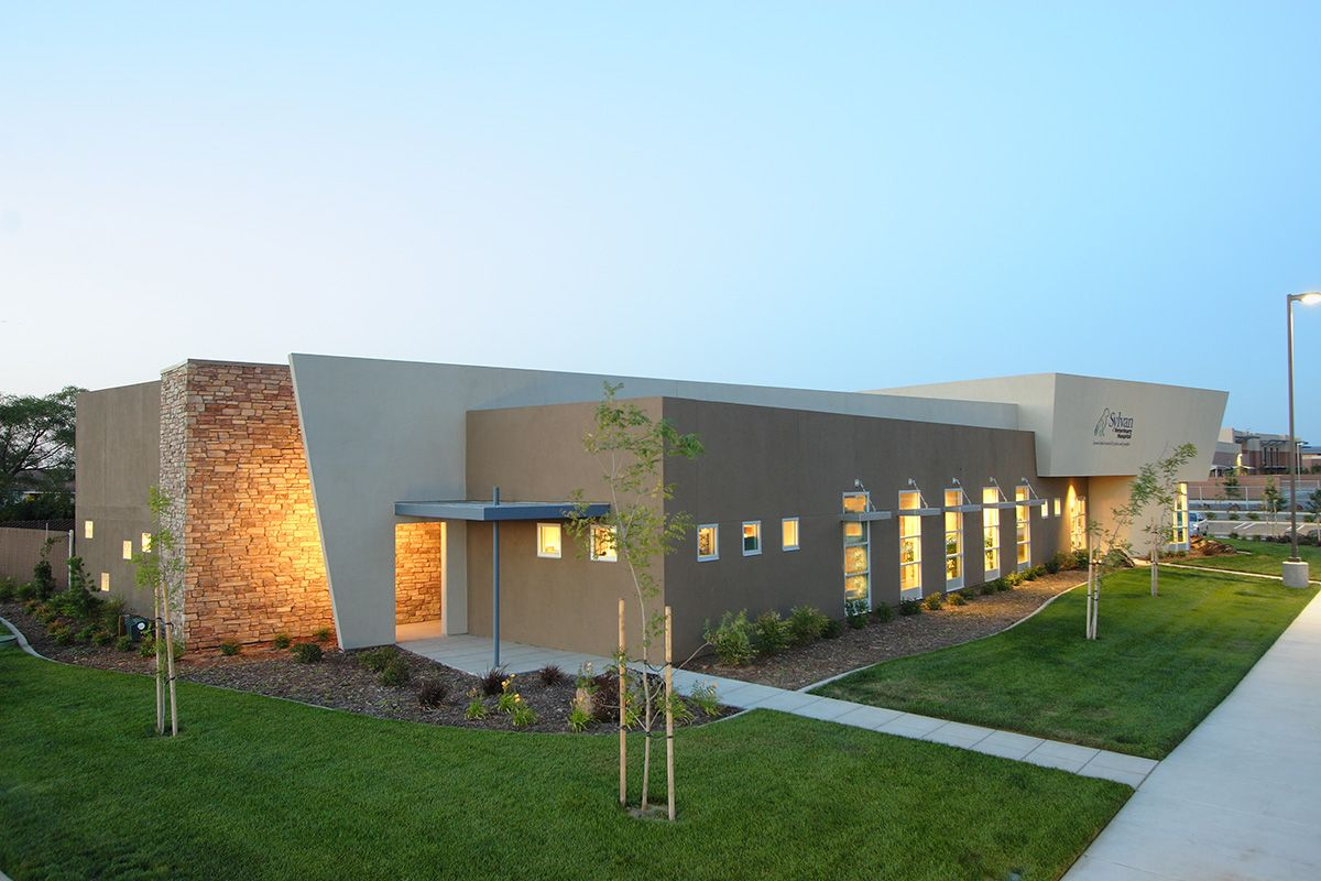 Bda architecture veterinary hospitals building a vet for Architecture and design