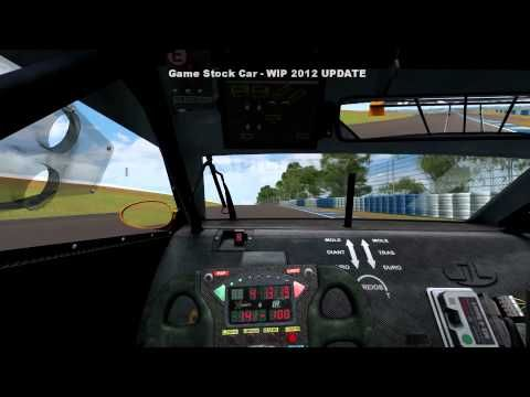 Our own Scott Webber released a video of the new Stock Car V8 with the new 2012 specifications running a full lap around the Londrina Circuit