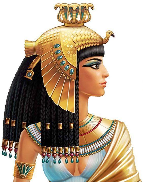 Картинки египетской женщины