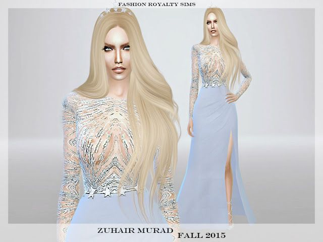 16296dfe59ef Sims 4 CC s - The Best  Dresses by FRS