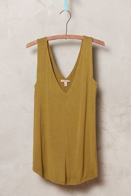 2e9cb8da13 Bordeaux Double-V Swing Tank #anthrofave | To Be Clothed | Fashion ...