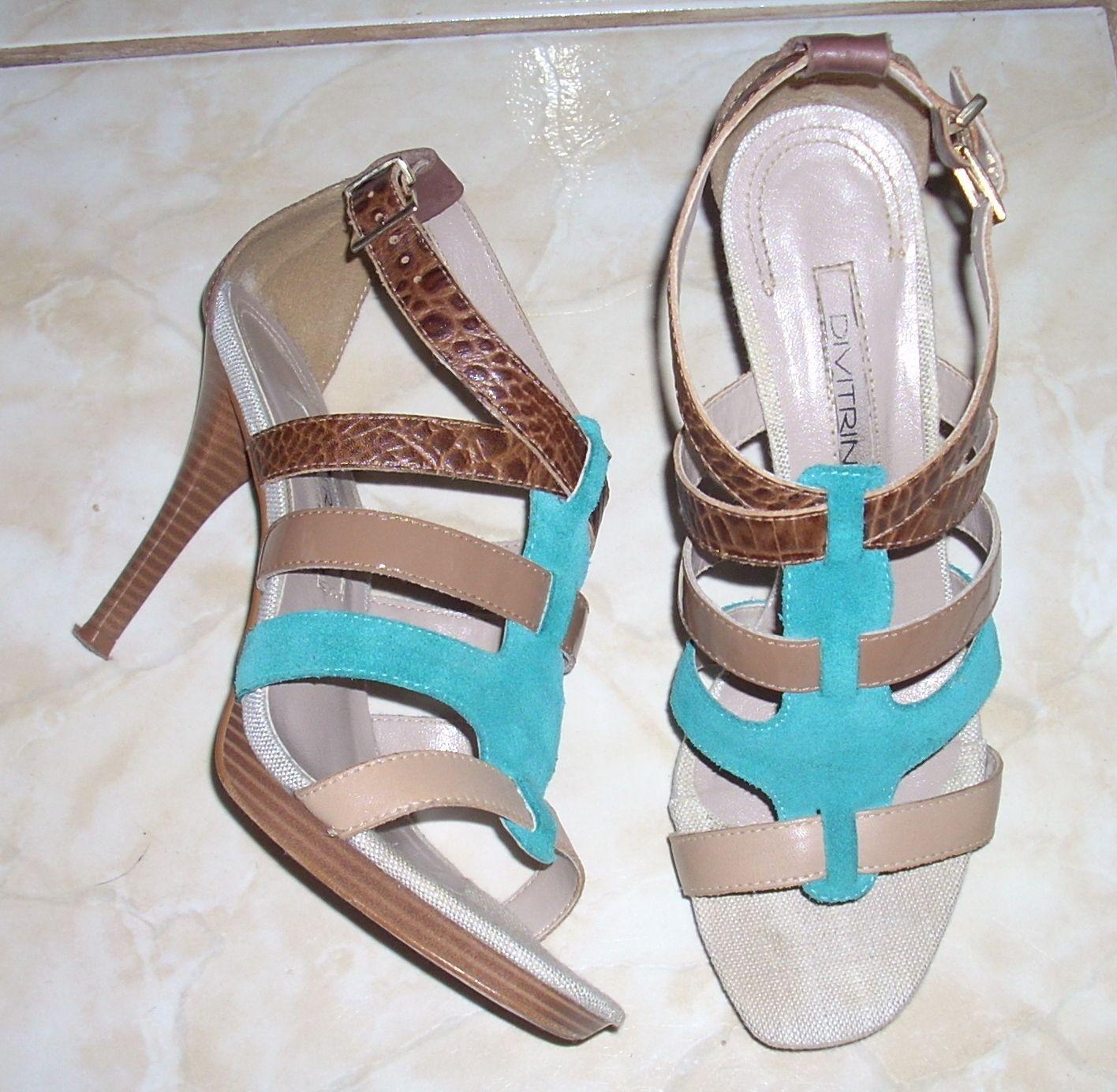 Sandália que eu amo!