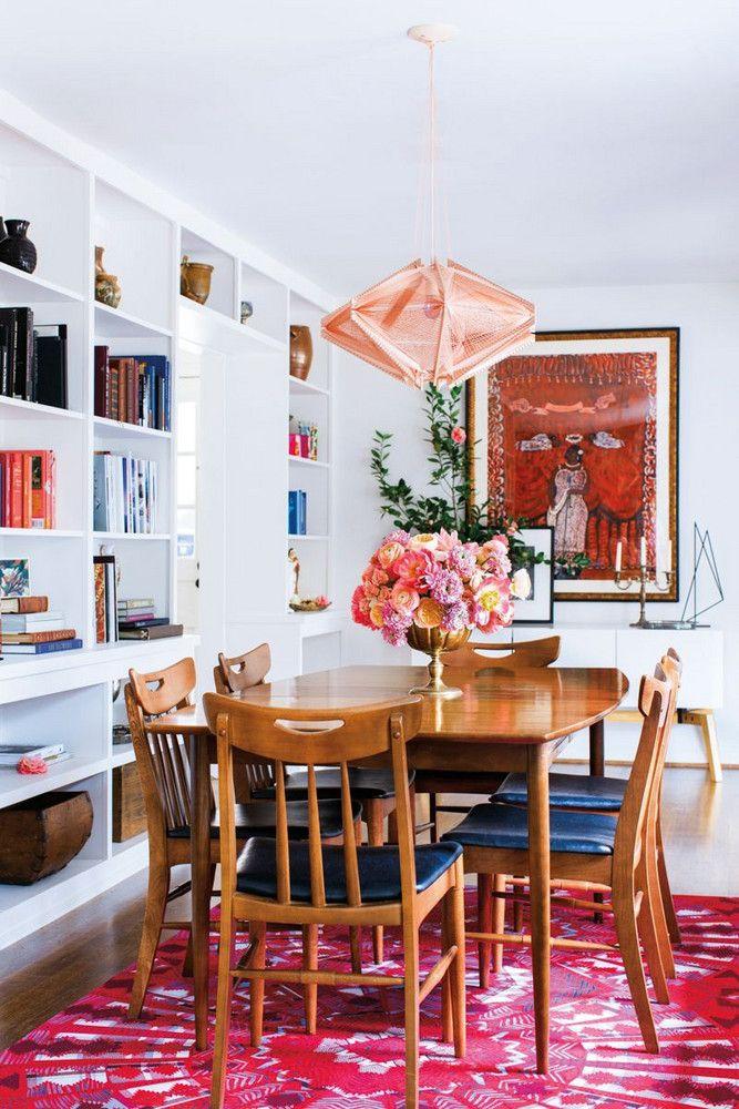 Dining Room Library Ideas: Built-In Bookshelf Inspiration