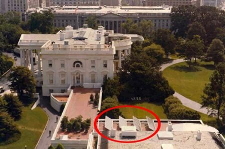 The White House Sported Solar Panels Until Reagan Removed Them In 1986 White House Usa Building The White House White House Washington Dc