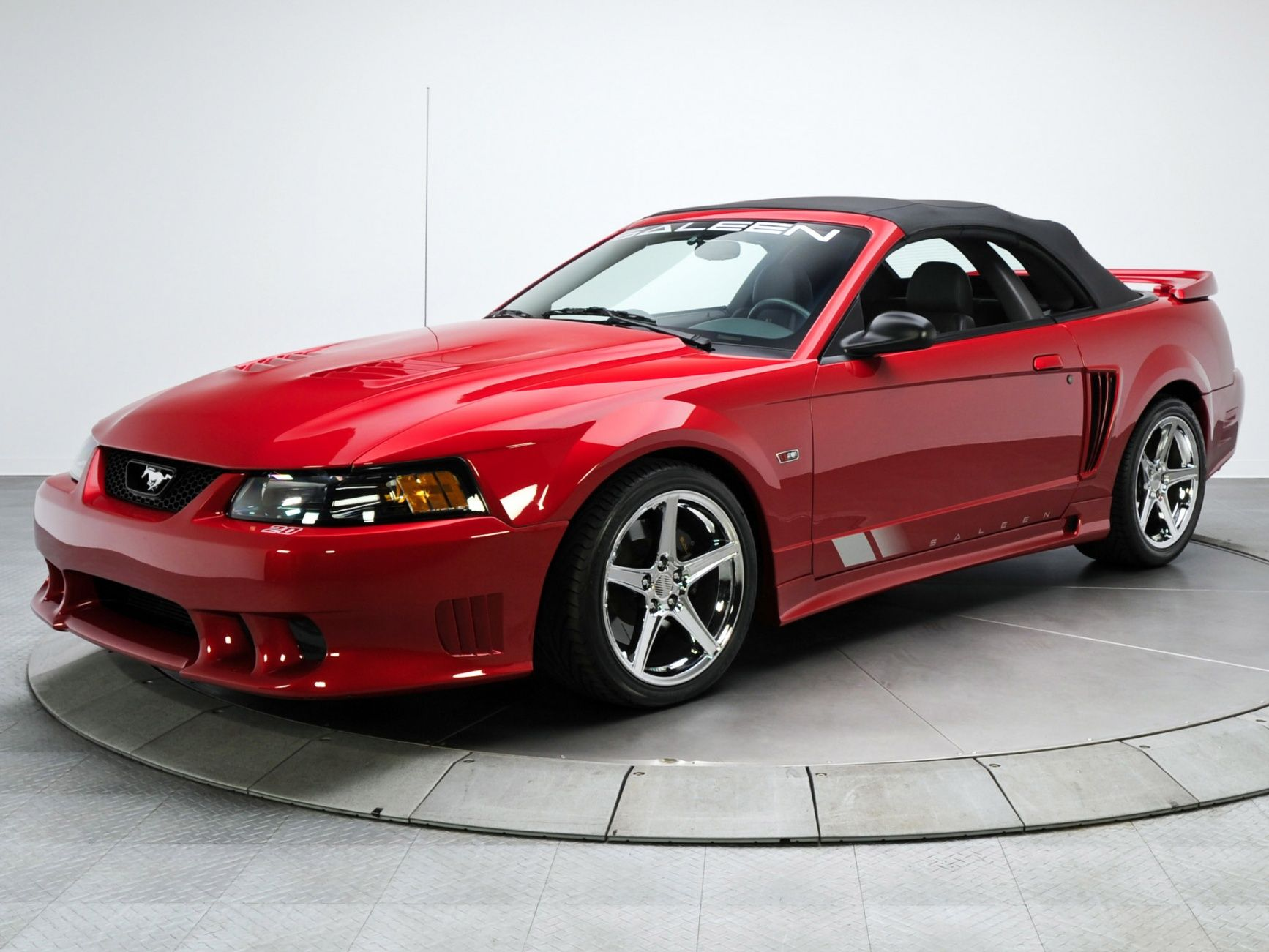 2004 Ford Mustang Saleen Sc 281 Speedster Ford Mustang Saleen Mustang Convertible Ford Mustang Convertible