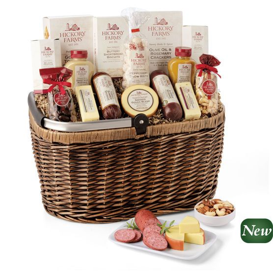 Perfect Picnic Basket - Hickory Farms