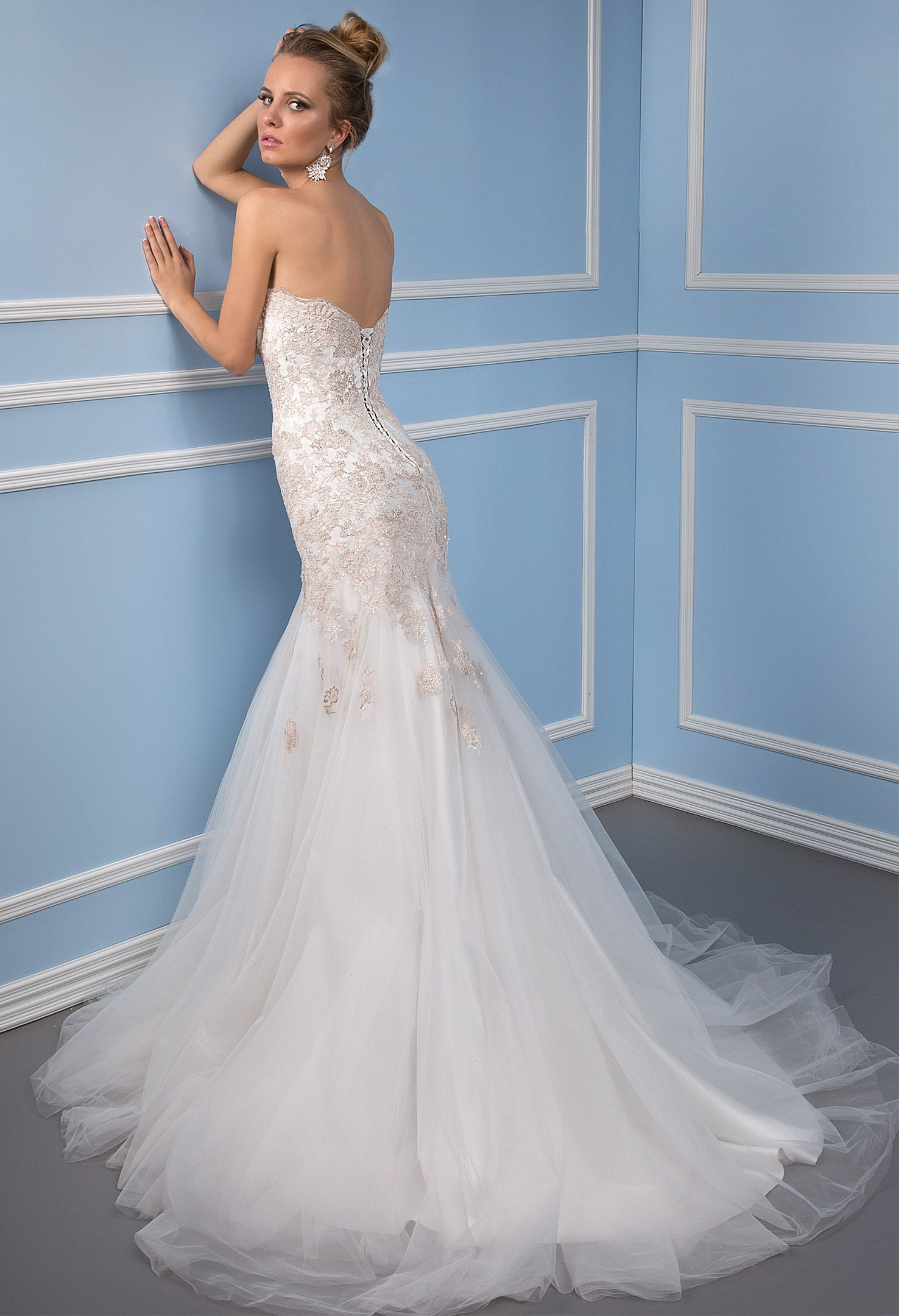 Pin by Charme Gaby Bridal Boutique Tampa FL on mermaid wedding ...