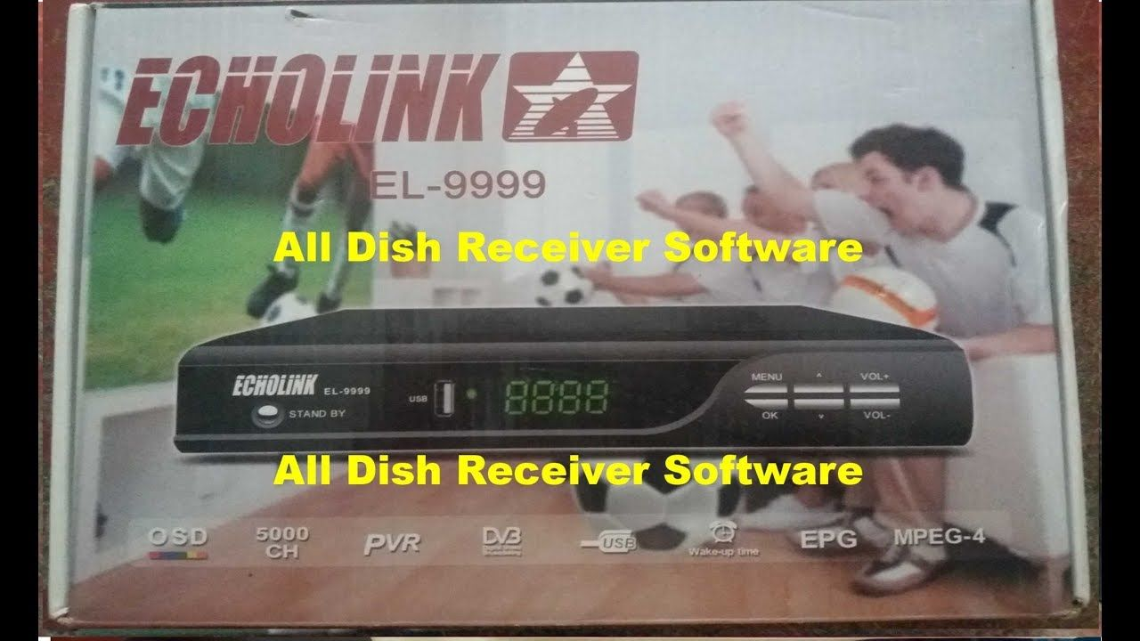 ECHOLINK EL 9999 HD RECEIVER AUTO ROLL BISS KEY NEW SOFTWARE | All