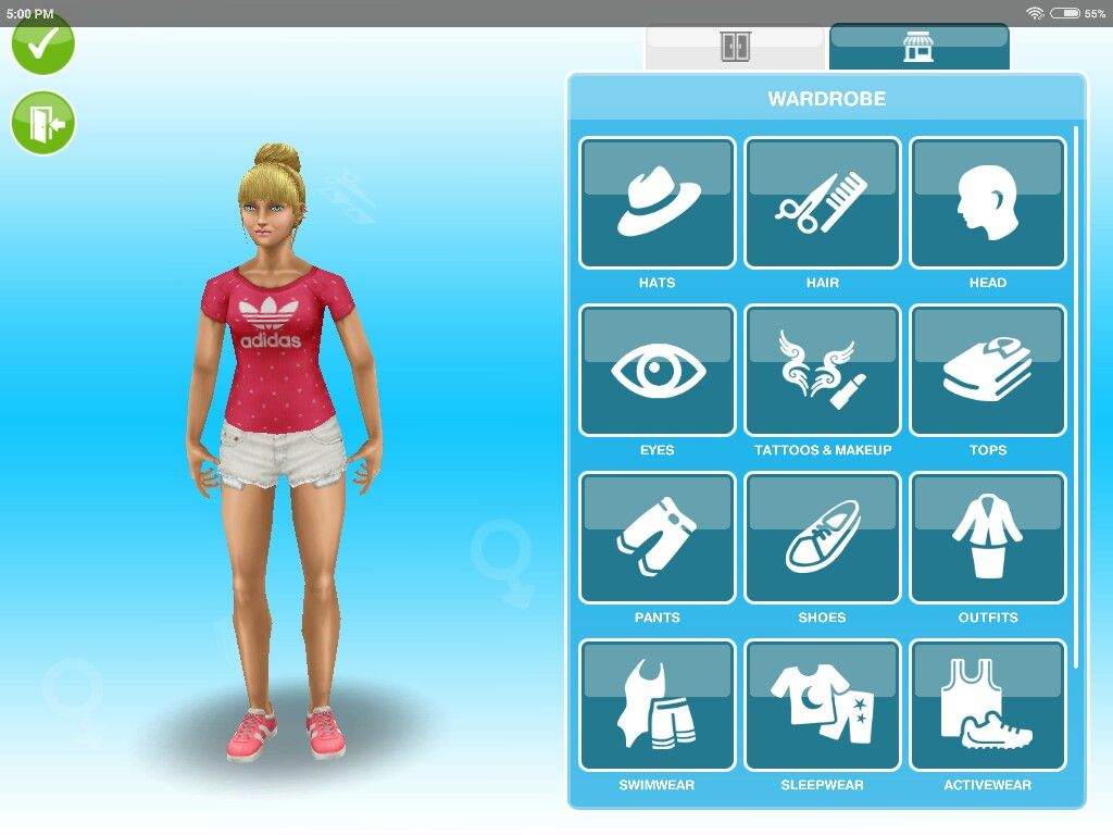 Sims Free Play Outfit Ideas Sims Free Play Hat Hairstyles Outfit Shoes
