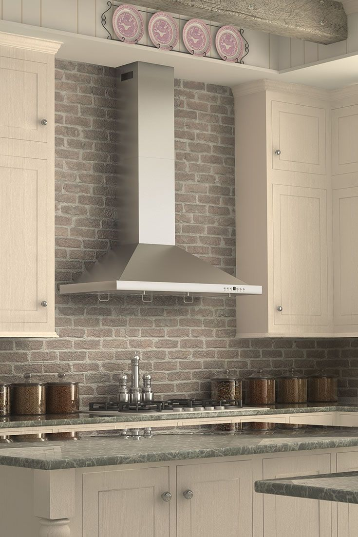 The Popular Zline Kb 304 Outdoor Wall Mount Stainless Steel Range Hood Has A High Quality 304 Grade Kitchen Vent Hood Kitchen Hoods Stainless Steel Range Hood