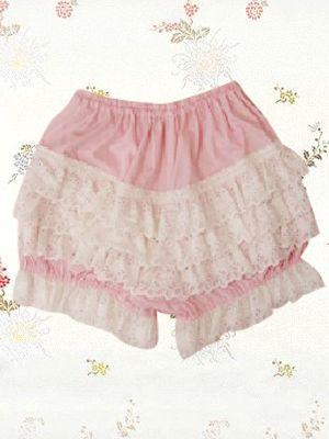 Princess lolita dress lotus leaf cake lace bloomers  party dresses $26.88