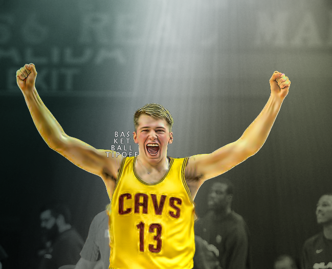 53a375b9bd93 Luka Doncic could be a Cleveland Cavalier. What hopes would you have with  Derrick Rose
