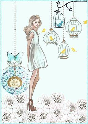 La Belle Au Bois Dormant Mon Amour : belle, dormant, amour, Perfume, Bighouse, Petite, Cherie, Annick, Goutal