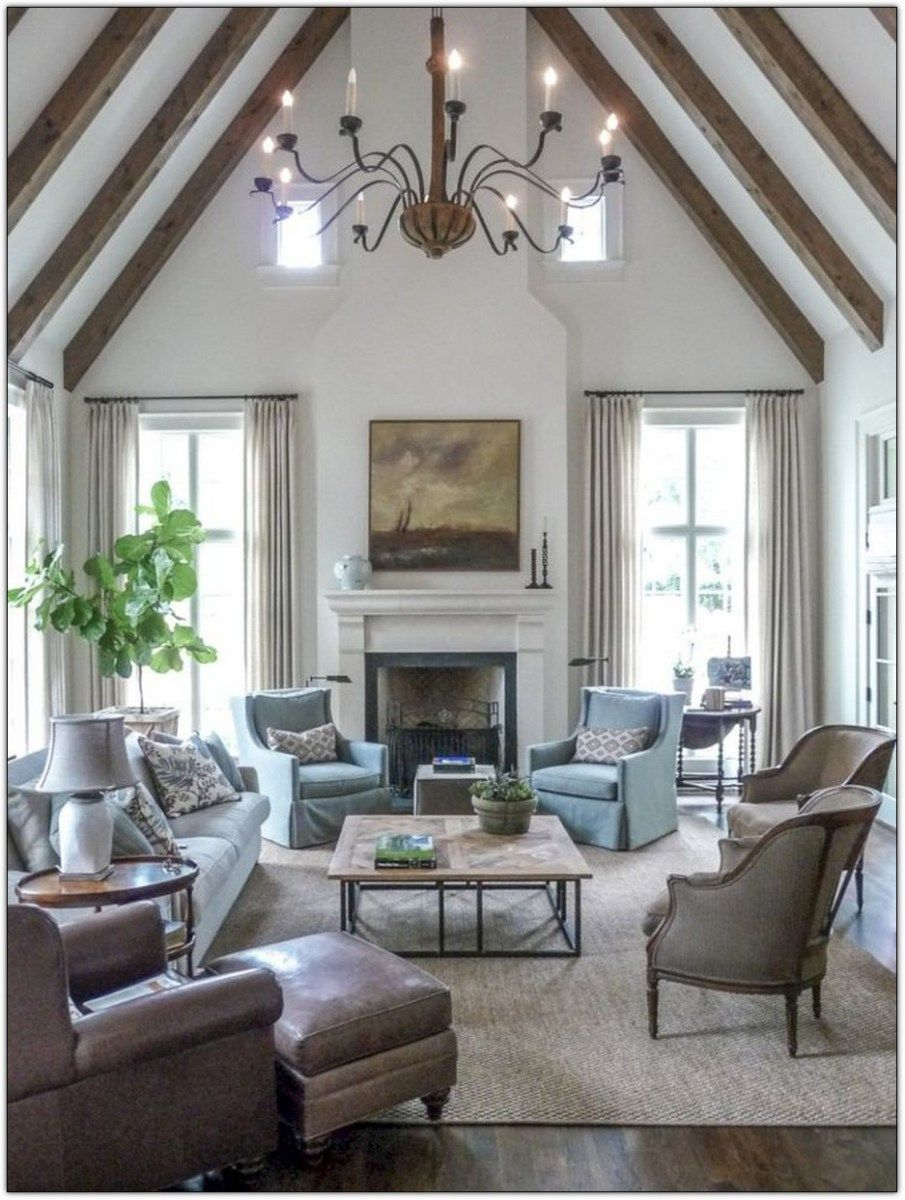 77 Ideas For Large Living Rooms 2021 In 2020 Interior Decora