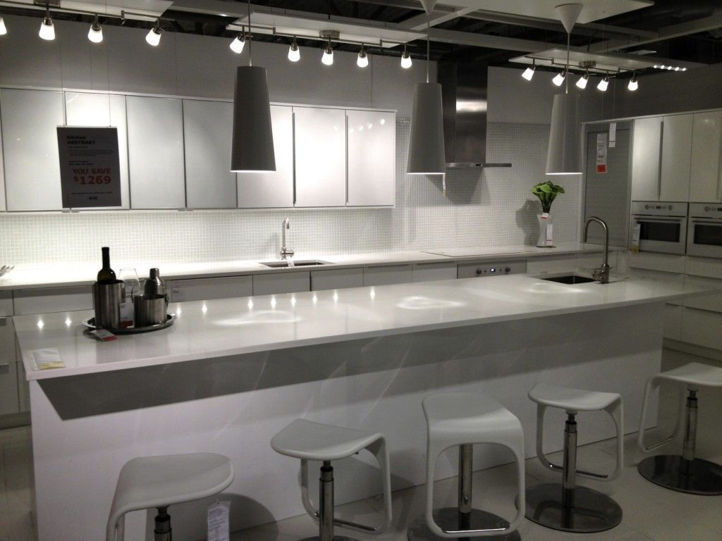 Best Ikea Kitchen Tour Kitchens Modern And Ikea Showroom 640 x 480