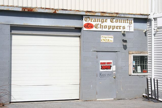 Orange County Choppers The Old Shop Photo Orange