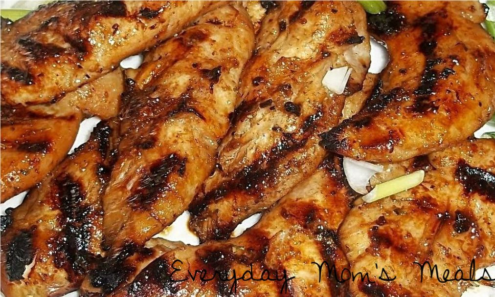 Everyday Moms Meals Too Good Not To Repeat Grilled Honey Soy Chicken