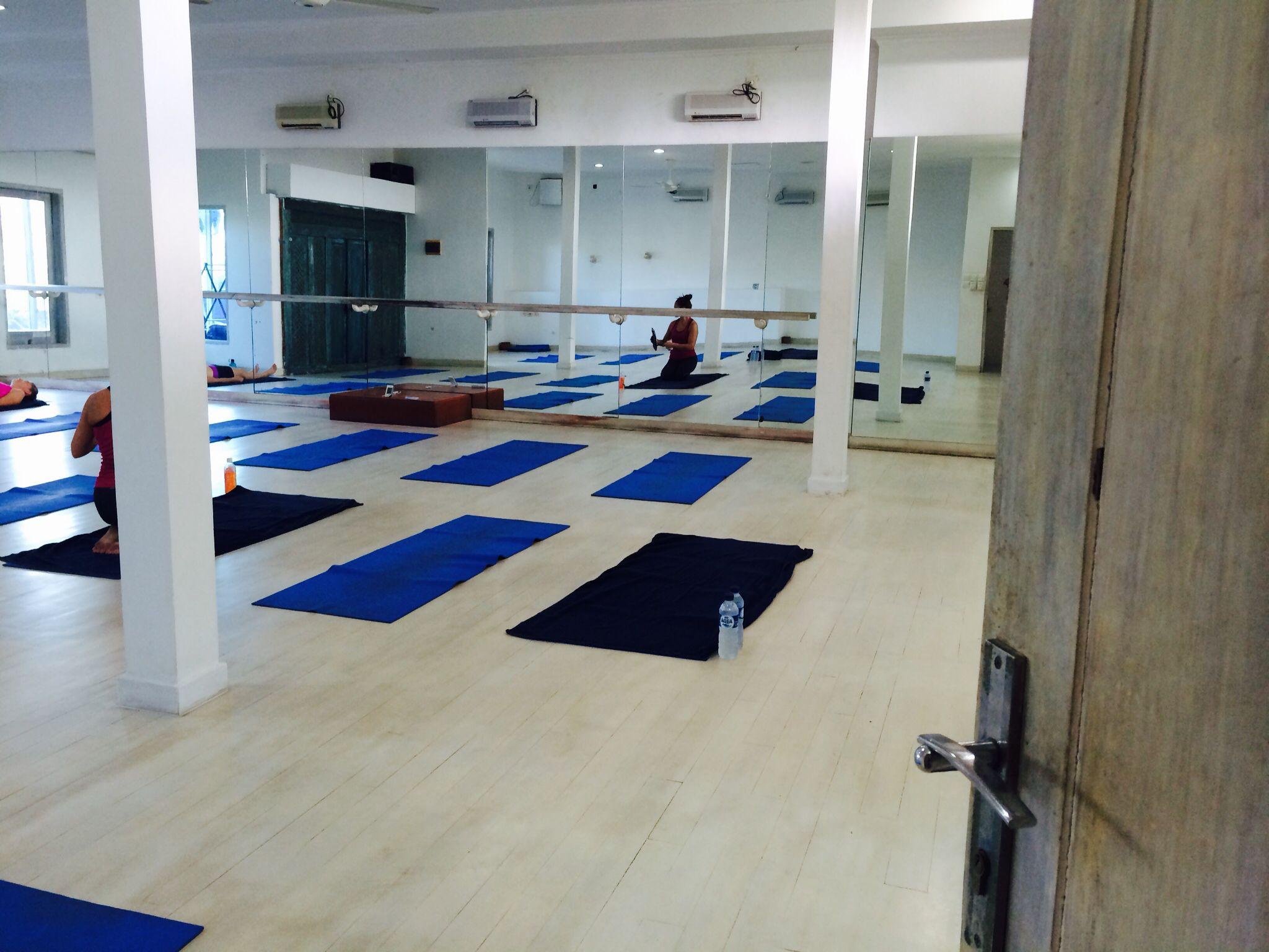 Bikram yoga studio Jiwa Seminyak Bali