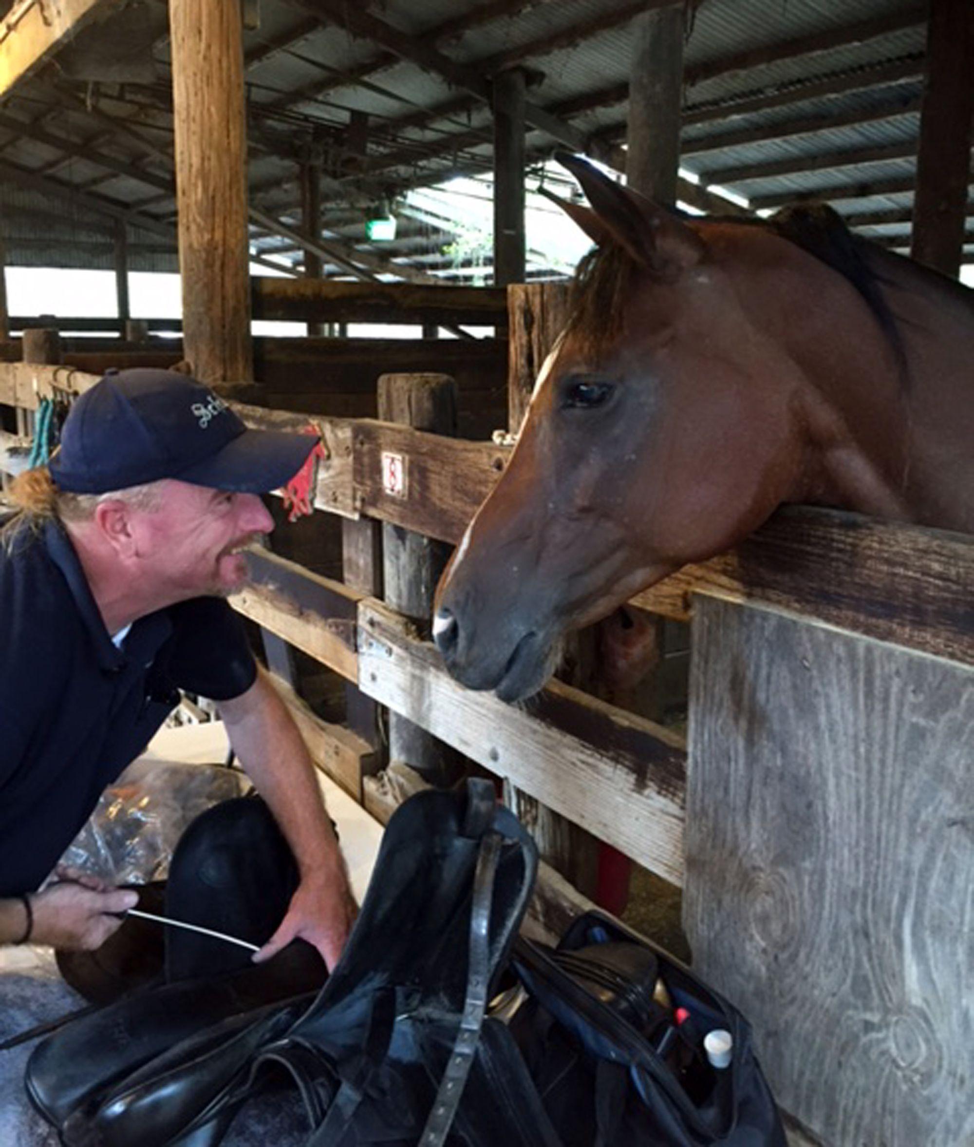 Mark Frantzke - Schleese Certified Saddle Technician & Saddle Ergonomist