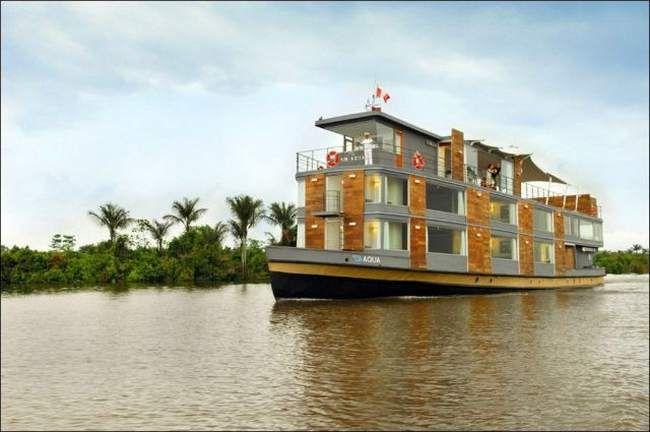 Amazon Cruise Hotel