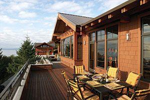 Inspiration Treasures: Pacific Northwest Architecture