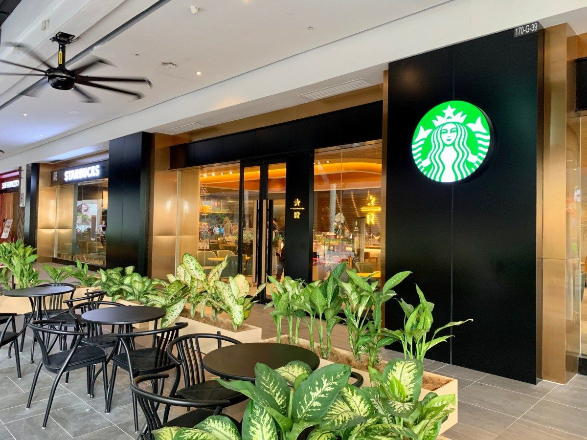 Starbucks Malaysia Open Its First Reserve™ Store in Penang