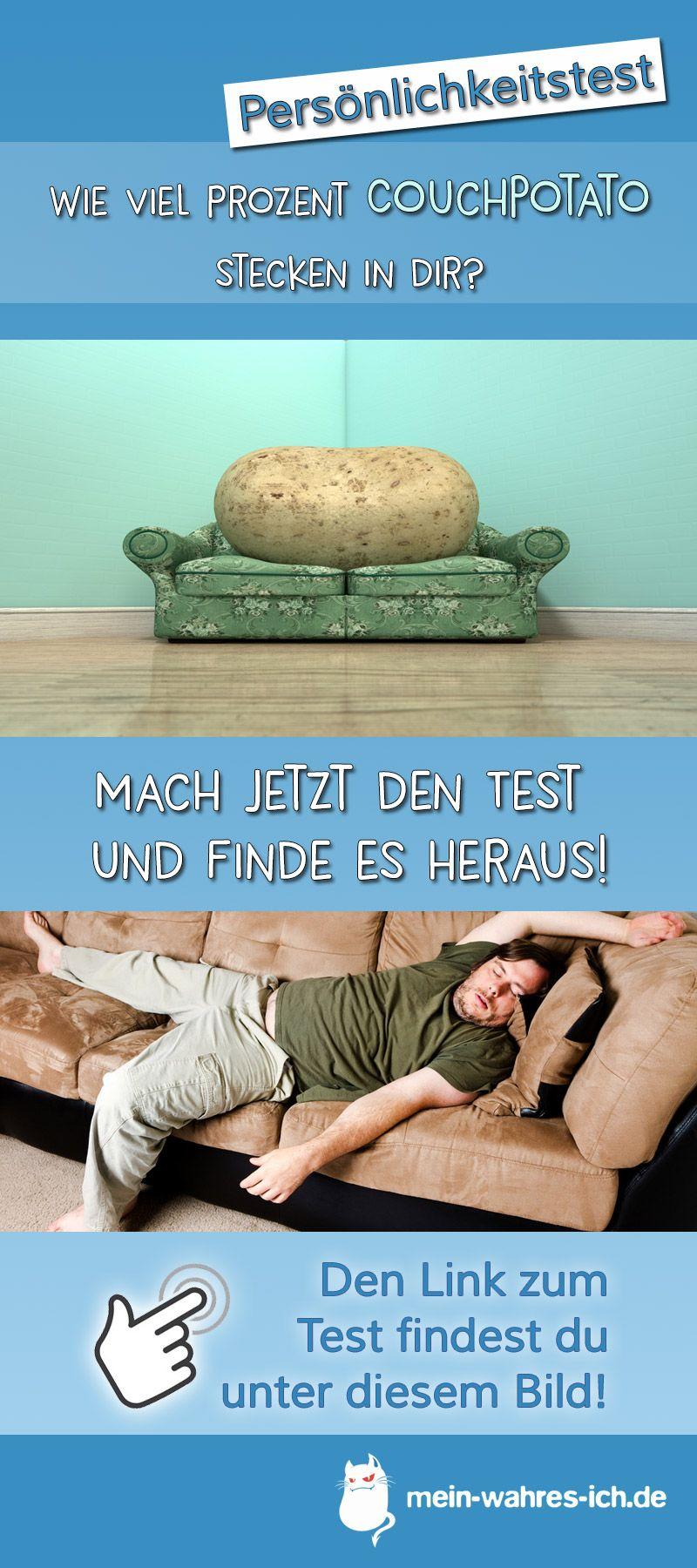 wie viel prozent couchpotato stecken in dir pers nlichkeit lustig und soziopath