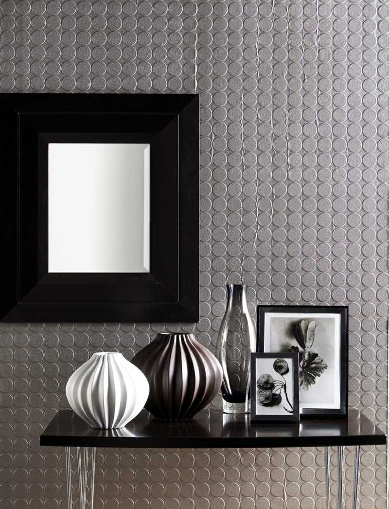 Hervorragend Wanddesign Grau Attraktive On Moderne Deko Idee Oder 58 Ideen Und Trends  Wie Sie Ihre Wande Zum Leben Bringen 15